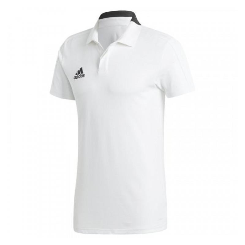 Поло мужская Adidas Condivo 18 Cotton CF4377