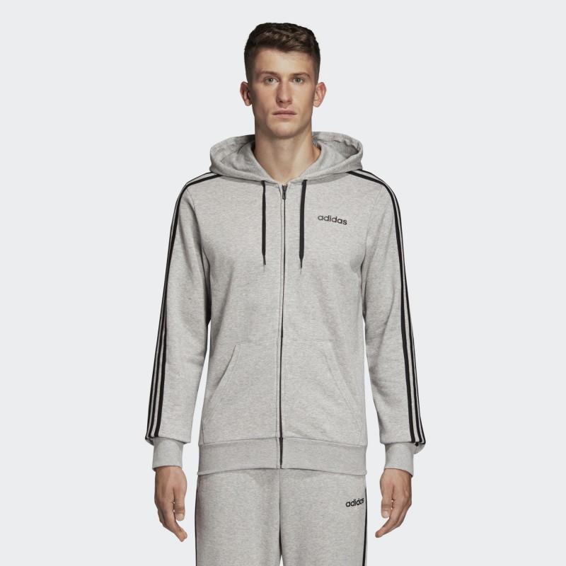 Толстовка мужская Adidas Essentials 3-Stripes DU0473