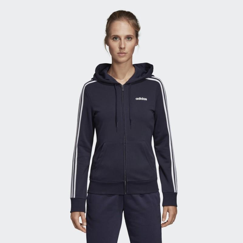 Толстовка женская Adidas Essentials 3-Stripes  DU0656