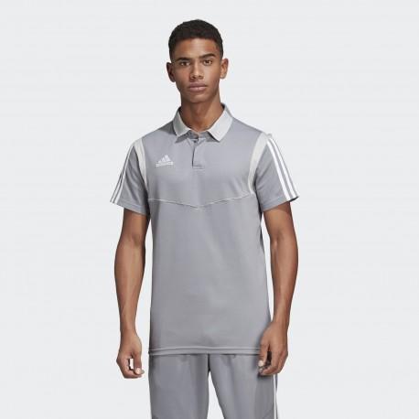 Поло мужское  Adidas Tiro 19 Cotton DW4736