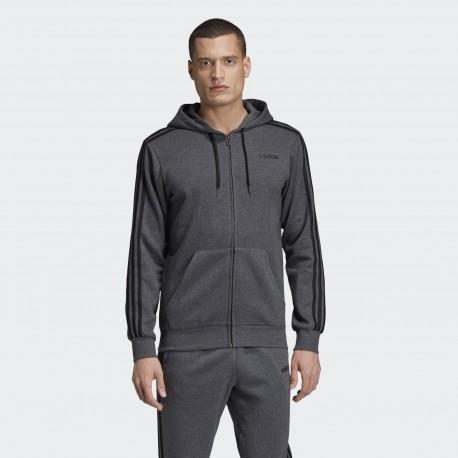 Толстовка мужская Adidas Essentials 3-Stripes  DX2528