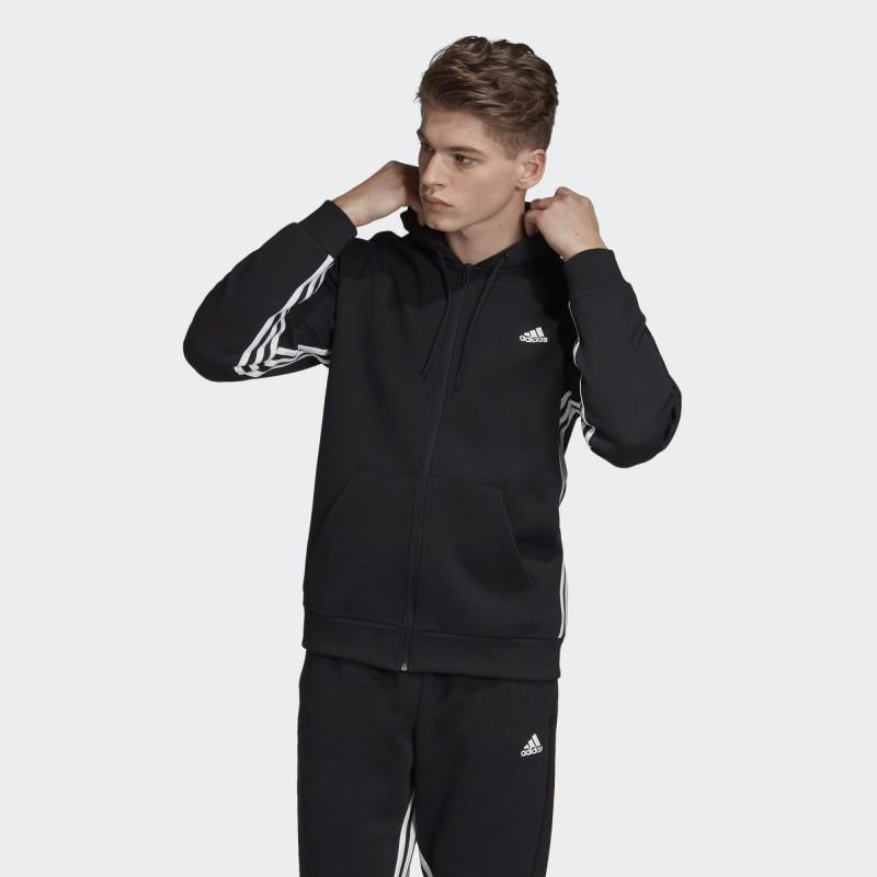 Толстовка мужская Adidas Must Haves 3-Stripes DX7657