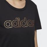 Футболка женская Adidas Essentials Branded  FL0164