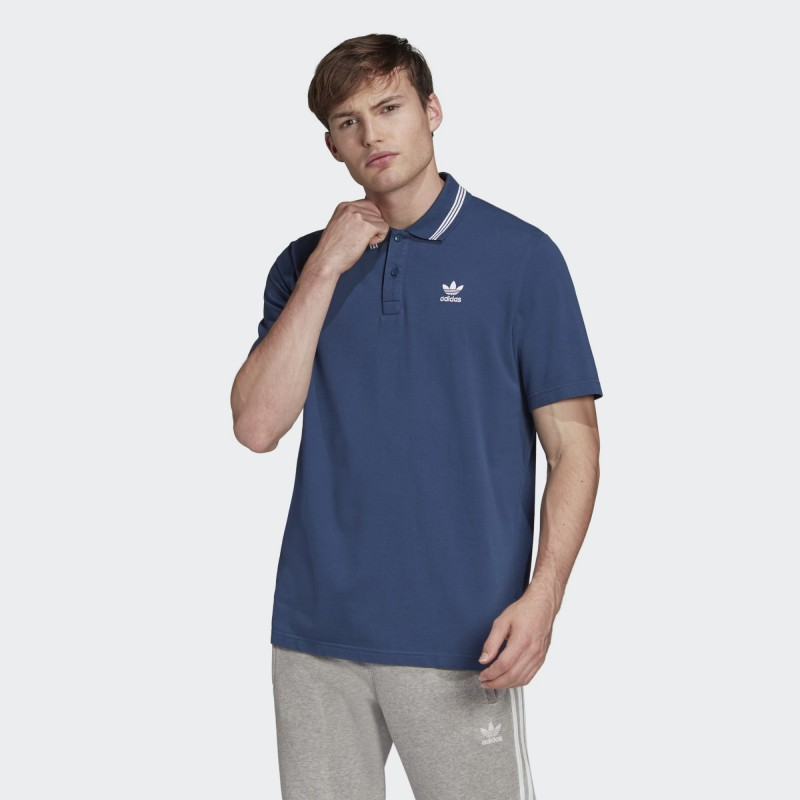 Поло мужское  Adidas Originals Pique FM9953