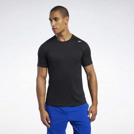 Футболка мужская Reebok Workout Ready Polyester Tech FP9096