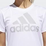 Футболка женская  Adidas Badge of Sport GC8182
