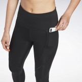 Леггинсы женские  Reebok Workout Ready Pant Program High Rise GL2626