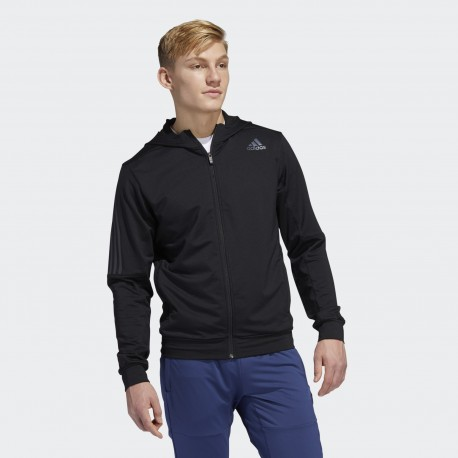 Толстовка мужская Adidas AEROREADY 3-Stripes  FS4271