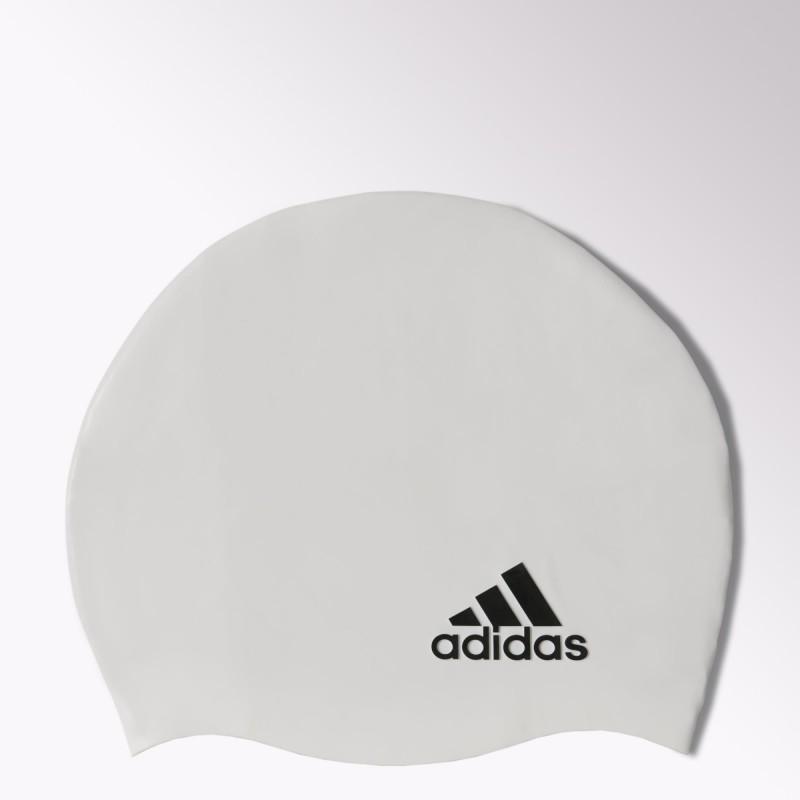 Плавательная шапочка мужская Adidas Logo 802315