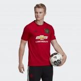 Футболка мужская Adidas Manchester United Home Jersey ED7386