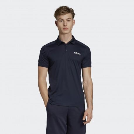 Поло мужское Adidas D2M CCOOL POLO DU1252