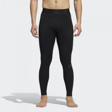 Теплые тайтсы мужские Adidas  для фитнеса ALPHASKIN GRAPHIC FS4117