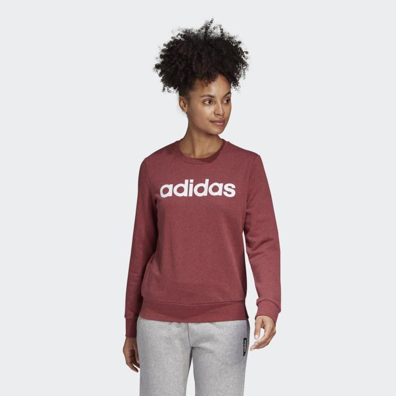 Свитшот женский Adidas ESSENTIALS LINEAR  GD2956