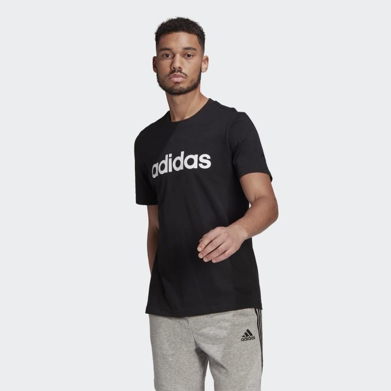 Футболка мужская Adidas Essentials Linear Logo GL0057
