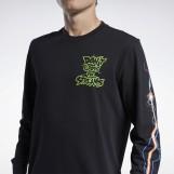 Лонгслив мужской Reebok Ghostbusters GU8252