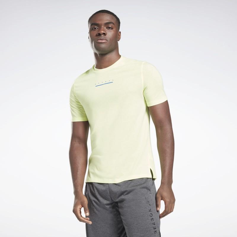 Футболка Reebok Speedwick Move T-Shirt GJ6353
