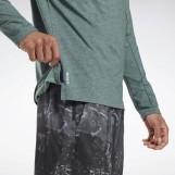 Футболка с длинным рукавом мужская Activchill+Cotton Quarter-Zip GJ6357