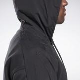 Худи мужское Reebok Knit-Woven Zip-Up GJ6422