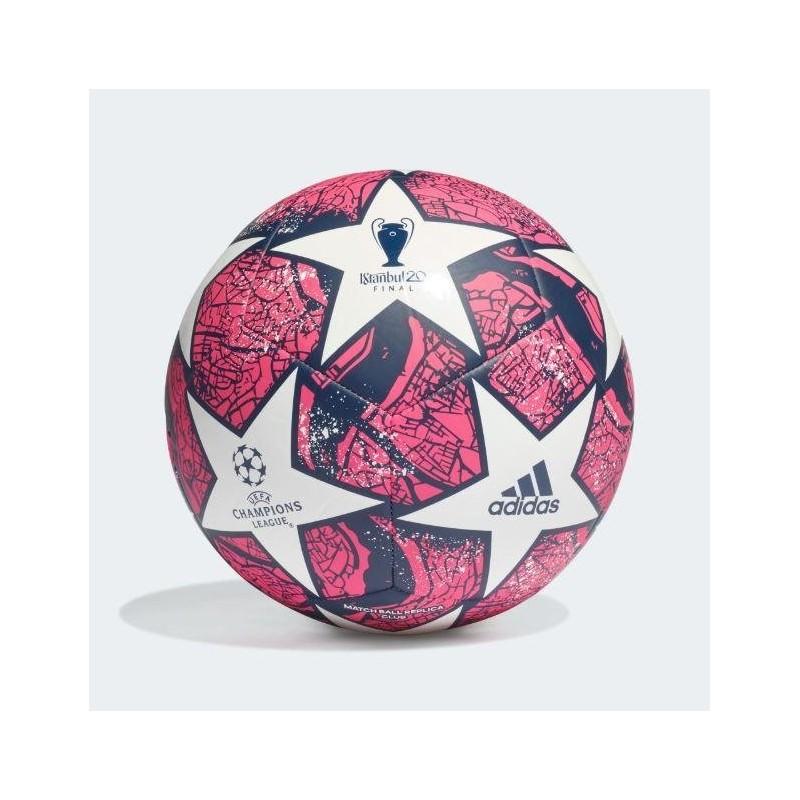 Мяч футбольный Adidas Мяч Finale Istanbul Club FH7377