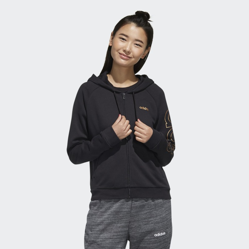 Толстовка женская Adidas Performance Essentials Hooded FL0147