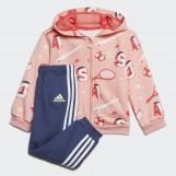 Спортивный костюм детский Adidas Graphic Jogger Set FM6367