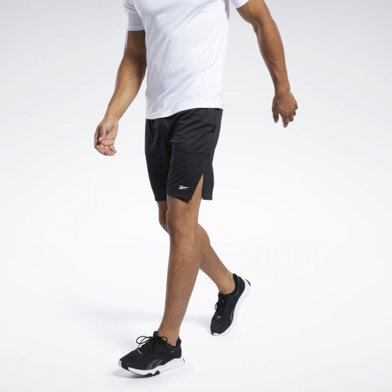 Шорты мужские Reebok Workout Ready Commercial Knit Short M FP9186