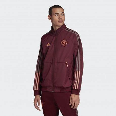 Гимновая куртка Adidas Манчестер Юнайтед FR3865