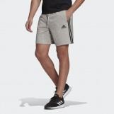 Шорты мужские adidas Essentials French Terry 3-Stripes Shorts GK9599