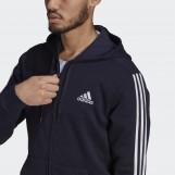 Худи Adidas Essentials Cut 3-Stripes GK9587