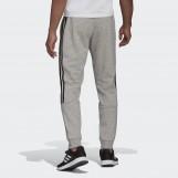 Брюки мужские Essentials Fleece Tapered Cuff 3-Stripes GK8976