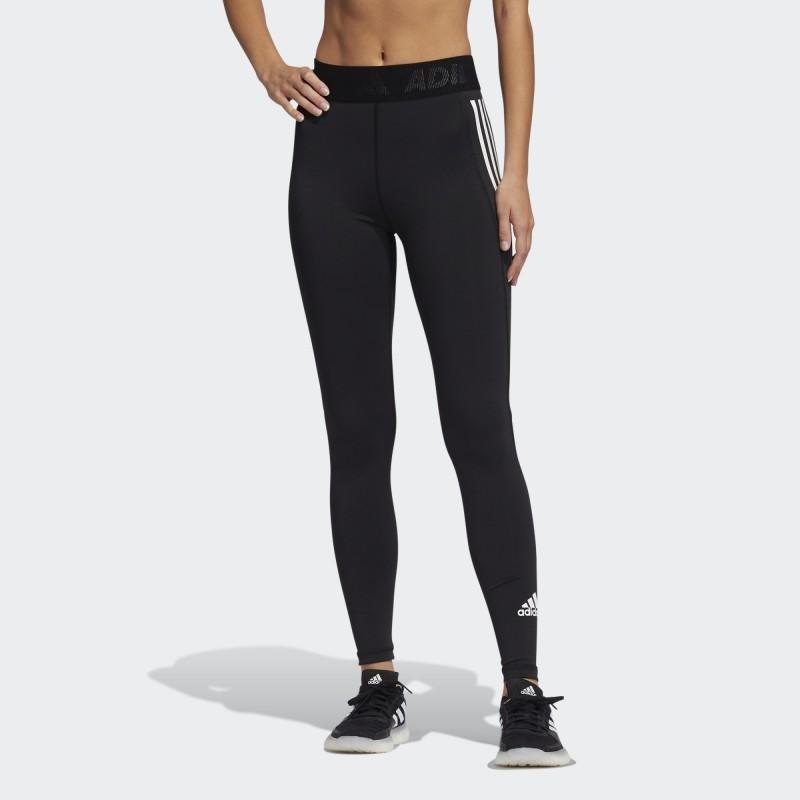 Леггинсы женские Adidas Performance Techfit 3-Stripes GL0685