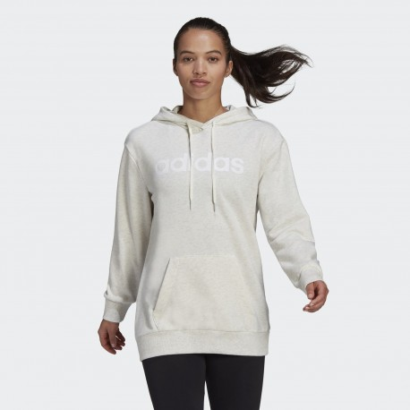 Худи осверсайз Adidas Essentials Logo GL0766