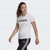 Футболка женская Adidas Performance Essentials Logo Slim GL0768