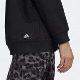 Худи женское Adidas Sportswear Oversize GP7352