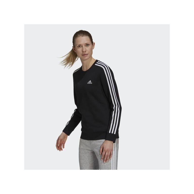 Толстовка женская Adidas Essentials 3-Stripes Fleece GS1344