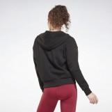 Толстовка женская Reebok Zip-Up Hoodie GV3297