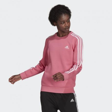 Толстовка женская Adidas Essentials 3-Stripes H10193