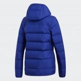 Пуховик женский Adidas Helionic Hooded CZ2315