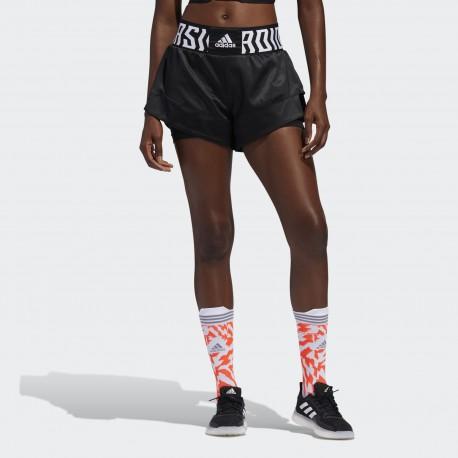 Шорты женские для фитнеса Adidas TKO FJ7134