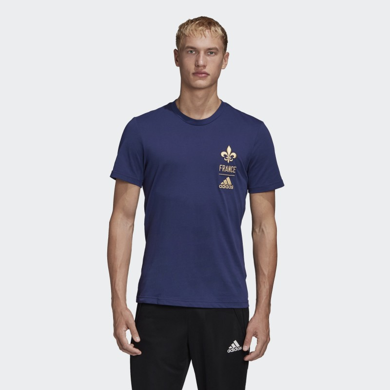 Футболка мужская Adidas France Tee FK3574
