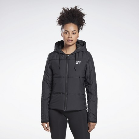 Куртка женская Reebok Outerwear Core FT0652