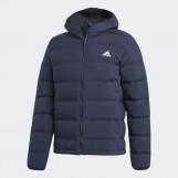 Пуховик мужской Adidas Helionic Soft Hooded Down Jacket FT2519