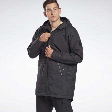 Парка мужская Reebok  Outerwear Urban Fleece FT0684