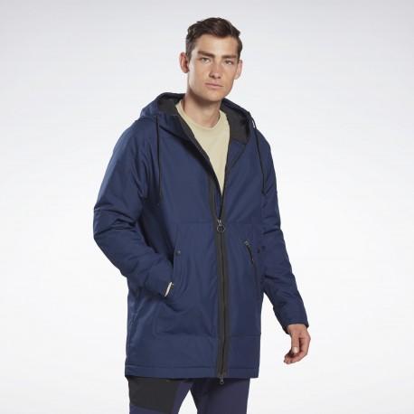 Парка мужская Reebok Outerwear Urban Fleece FU1684