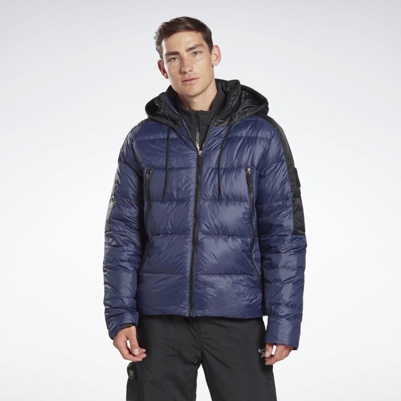 Пуховик мужской Reebok Outerwear Core FU1689