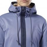 Парка женская Reebok Outerwear Fleece EB6995