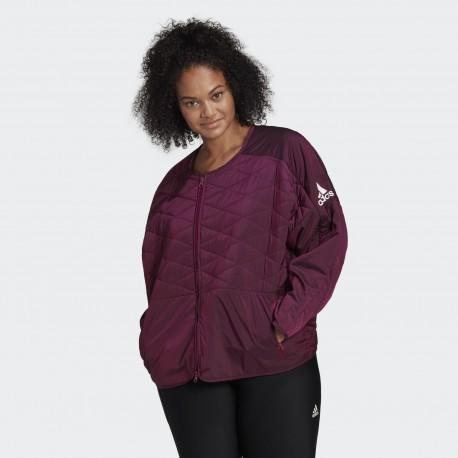 Куртка женская утепленная  Adidas Z.N.E. (Plus Size)  GH4530