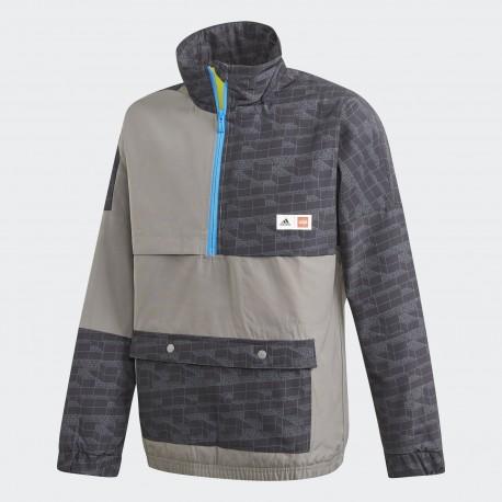 Куртка детская  Adidas LEGO® BRICKS  GN6771